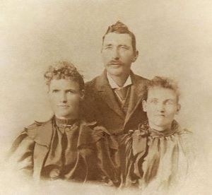 2a-jake miller, eliza margaret (walker)  & sister