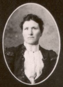 Elizabeth Miller, wife of Samuel Walker