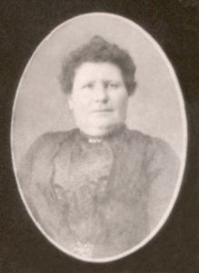 Margaret Miller wife of Charles Curtis