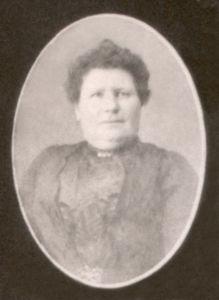 Margaret Miller wife of Charles Curtis